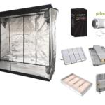 Tent Kit – 1.2 x 2.4 x 2.0- 2 X Skyline 400 MK2