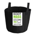 Root MASS 20L Fabric Pot x 10 pots