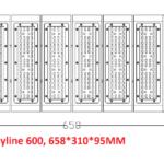 Skyline 600 MK2 Full spectrum LED grow lights 4