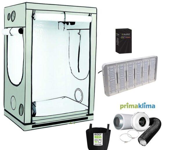 HOMEbox Ambient Q120 Skyline 600mk2 grow kit 1