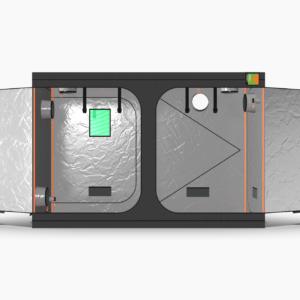 Green Qube V Grow Tent GQ1530 1.5 x 3 x 2m OR 2.2m
