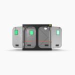 Quick Qube Grow Tent QQ1224 1.2 x 2.4 x 2.2m FRONT