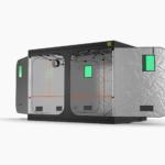 Quick Qube Grow Tent QQ2030 2 x 3 x 2.2m