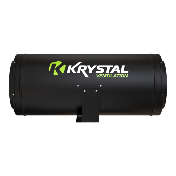 "Krystal High performance 6"" Acoustic fan"