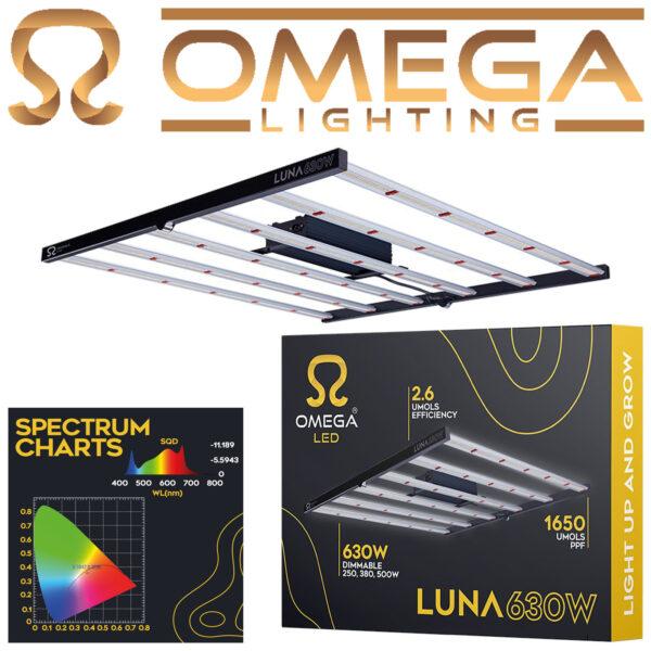Omega Luna 630w LED